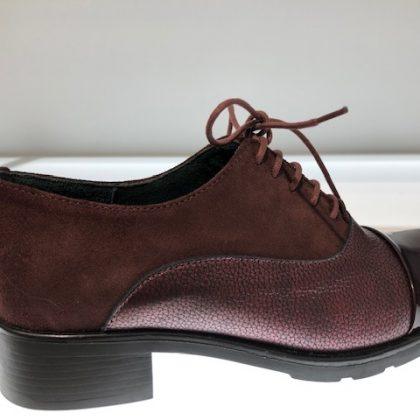 36bd2b0f ▷ Zapato Inglés Blucher - Calzado Mujer - Online - Muñoz Piel y viaje